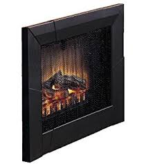 Electric Fireplace Insert Dimplex Dfi2309 Electric Fireplace Insert Home Kitchen