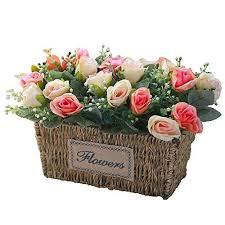 small flower arrangements for tables small floral arrangement for tables amazon com