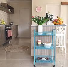 kmart homewares blog wire craft trolley styled by tara louise