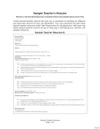 resume format for fresher english teachers brilliant ideas of sle teacher resume format with download