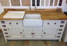 Free Standing Kitchen Sink EBay - Sink units kitchen