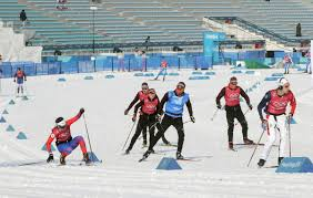 Images of Cross Country Skiing Winter Sports Sporting Goods