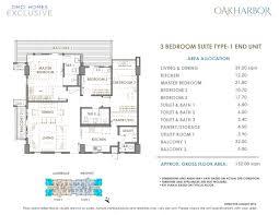 sm mall of asia floor plan oak harbor residences parañaque dmci homes online