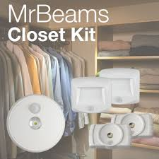motion sensor under cabinet light wireless lights for closets