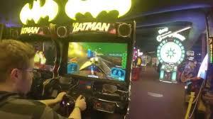 kalahari big game room arcade batman game youtube