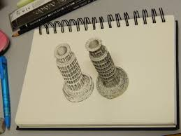 3d drawing tutorial for beginners 3d pencil art on paper tutorial