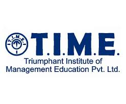 Logo of TIME coaching