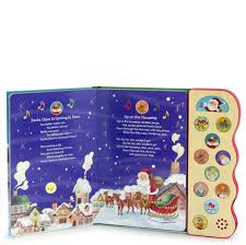 saints of nicholas halloween town white background christmas songs interactive children u0027s sound book 10 button