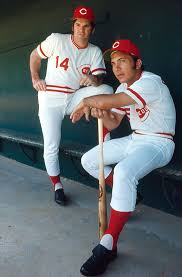 Johnny Bench Fingers Pete Rose Best Si Photos Si Com