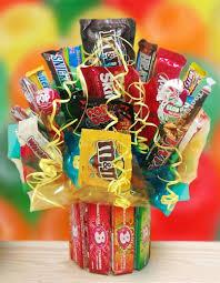 candy arrangements candy arrangements bubblicious gum candy bouquet crafts