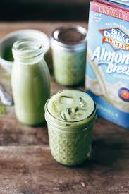 green drink iced matcha green tea latte recipe pinch of yum