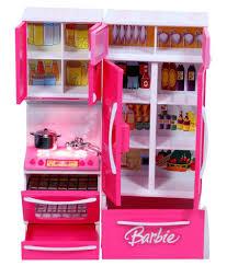dream deals pink barbie kitchen set buy dream deals pink barbie