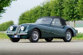 jaguar xk 120 dhc 1954 welcome to classicargarage
