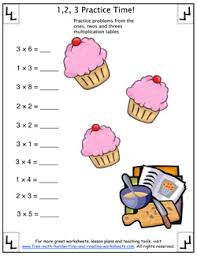 pictures on 3 times table worksheet wedding ideas