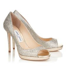 Wedding Shoes Peep Toe 12 Jimmy Choo Wedding Shoes Sassy Style