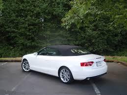 audi s5 convertible white test drive 2013 audi a5 cabriolet nikjmiles com