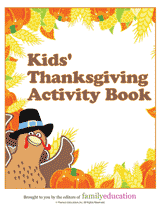 thanksgiving printable worksheets coloring pages familyeducation