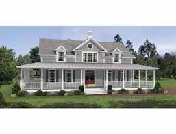 farmhouse with wrap around porch house plans and home plans with wraparound porches at eplans com