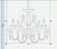Cricut Chandelier 54 Best Silhouette Cameo Files Images On Pinterest Cutting Files