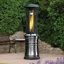 Pyramid Flame Patio Heater Fireplace Outdoor Space Heater Med Art Home Design Posters