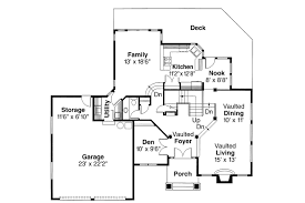 Modern Contemporary Floor Plans by Contemporary House Plans Parker 30 002 Associated Designs