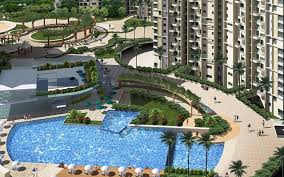 dlf new town heights floor plan elita garden vista