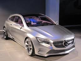mercedes benz a class concept 2011 new york auto show video