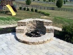 Outdoor Firepit Outdoor Firepit Pit Designs Diy Fireplaces Cornerstone Design