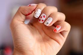 fun size beauty hello kitty kawaii nail art set hello kitty