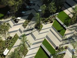 burgess park phase two urban gallery including landscape design
