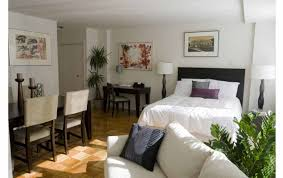 apartment decorate a small studio apartment easily