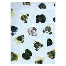 pug wrapping paper wrapping paper soy based non toxic no party dogs in