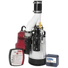 shop basement watchdog 0 33 hp aluminum submersible sump pump at