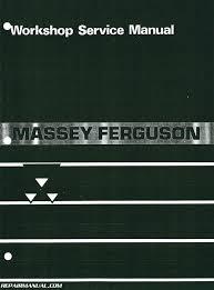 massey ferguson mf230 mf240 mf250 mf253 mf270 mf290 mf298 service