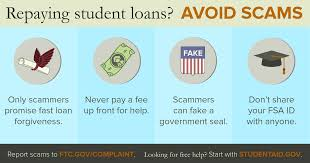 student loans consumer information