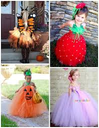 Girls Pumpkin Halloween Costume Kids Halloween Costumes Crafty Morning