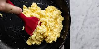 How To Make Really Good Scrambled Eggs by How To Make Scrambled Eggs Perfectly Step By Step Epicurious Com