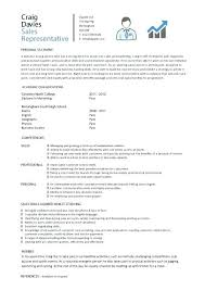 sample resume for students still in college free resume templates