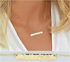 Gold Custom Name Necklace Más De 25 Ideas Increíbles Sobre Name Necklace Silver En Pinterest