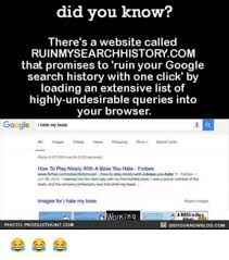 Search History Meme - 25 best memes about google search history google search