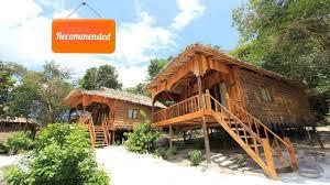 palm beach bungalow resort koh rong island cambodia