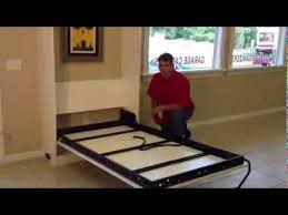 Bed Closet Closet Doctor Murphy Wall Bed Hardware Youtube