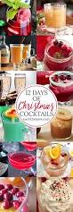 the best christmas cocktail recipes take a grown up spin on