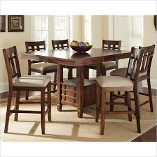 counter height dining table butterfly leaf bolton counter height dining table with butterfly leaf in dark oak