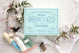 wedding gift kits how to create a wedding day emergency kit nyc wedding ny