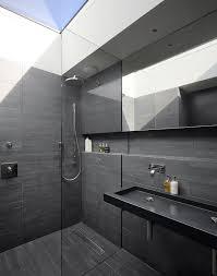 black bathroom design ideas 10 gorgeous black and white bathrooms huffpost size of
