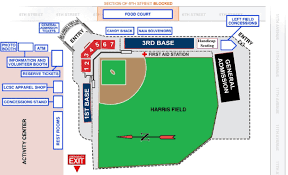 Lipscomb Campus Map Visitor Information Avista Naia World Series