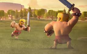 image for clash of clans introducing the friendly challenge clash of clans