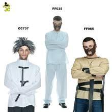 Hannibal Halloween Costume Popular Patient Costumes Buy Cheap Patient Costumes Lots