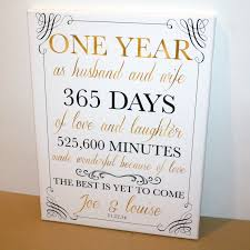 gifts for one year anniversary year anniversary gift weeks months days